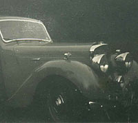 A Lea Francis estate car