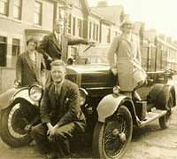 Lea-Francis car