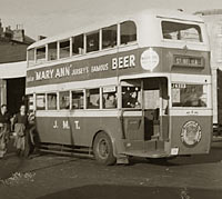 Photo of Leyland Titan bus