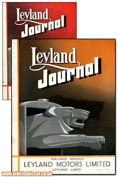Leyland cover