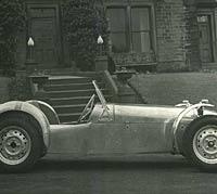 Classic Lotus Seven Series 1
