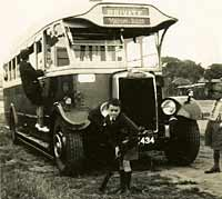 Leyland Tiger TS4 with M&D