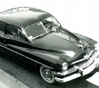 1951 Mercury car picture