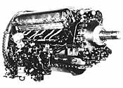 Rolls Royce Merlin engine, as built by Ford