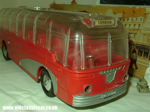 Toy produced by Mettoy in the 1950s