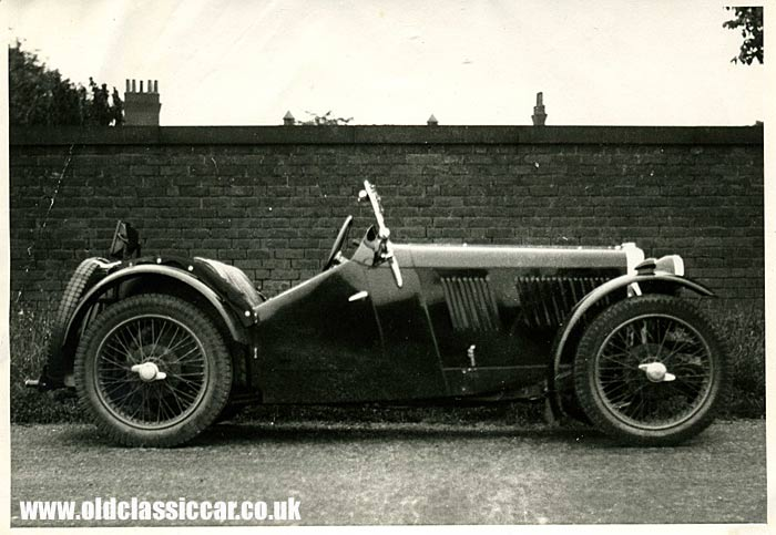 Pre War Mg Cars For Sale