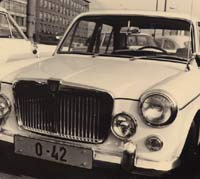 MG 1100 car photo