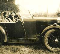Another MG M-Type Midget sports car