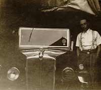 A 1933 Morris Minor