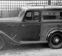 Ford Model Y Woodie