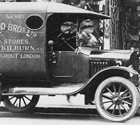 Model T Fords