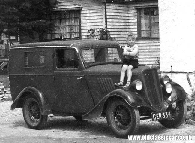 Ford Model Y van no.2