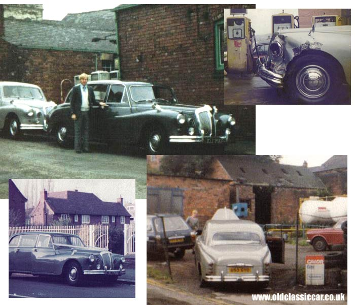 More old Daimler photographs