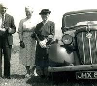 Morris 12/4 car