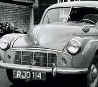 Morris Minor MM car