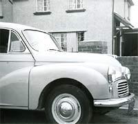 A 1960 Morris 1000