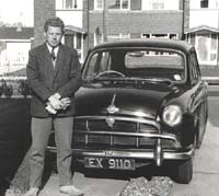 Morris Oxford car