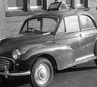 Minor Police car