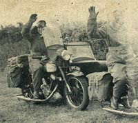 Motorcycles & sidecars