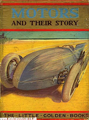 Motors and their Story book