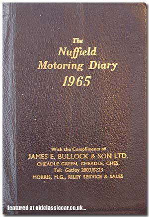Nuffield dealership