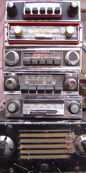 New stereo for old car