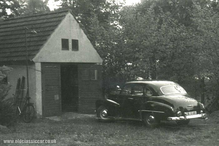 Oldtimer Renault 4cv La Motte Car The Cars
