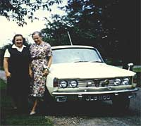An early Rover 2000 finished in white