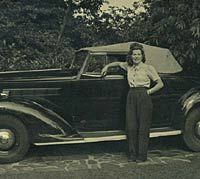 1935-37 Packard One-Twenty Convertible Coupe photo