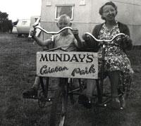 Munday's Caravan Park in Bognor Regis