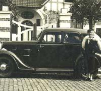 1934 Peugeot 301D car