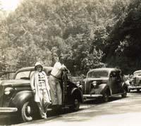 1935 Pontiac car