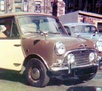 Radford Mini Cooper