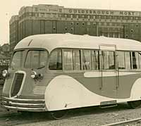 The Rail Bus of 1937