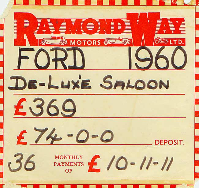 Raymond Way Motors