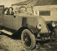 Renault KJ tourer