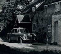 Riley One Point Five 1.5 saloon car photo