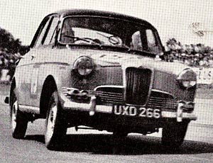 Riley 1.5 racing