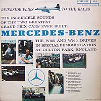 Mercedes at Oulton Park by Riverside USA