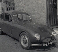 Photo of a Rochdale GT