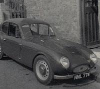 Photo of a Rochdale GT