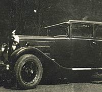 Rover 10/25 Riviera