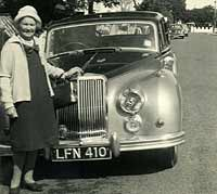 Armstrong Siddeley car