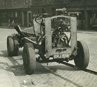 Seddon lorry