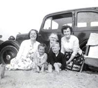 Ian's 1937 Singer Nine