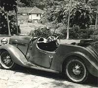 A Singer Roadster