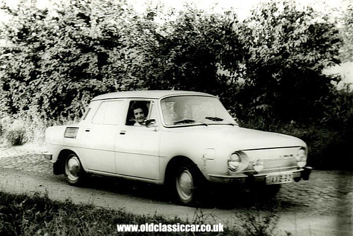 Skoda Classic