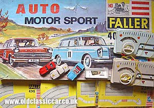 Faller Auto Motor Sport slot-car racing