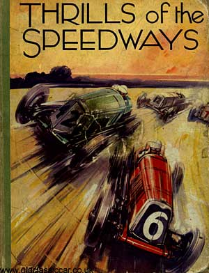 Thrills of the Speedways