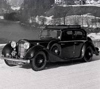SS Jaguar 2.5 litre